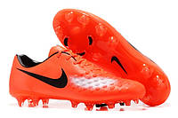 Футбольные бутсы Nike Magista Orden II FG Total Crimson/Black/Univercity Red, фото 1