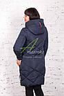 Стеганое зимнее пальто для женщин от производителя - (модель кт-191), фото 3