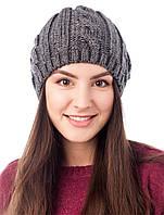 Молодежная шапка крупной язки