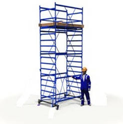 Вышка тура ПСРВ 1.6х0.8м (3+1) рабочая высота 6,0м