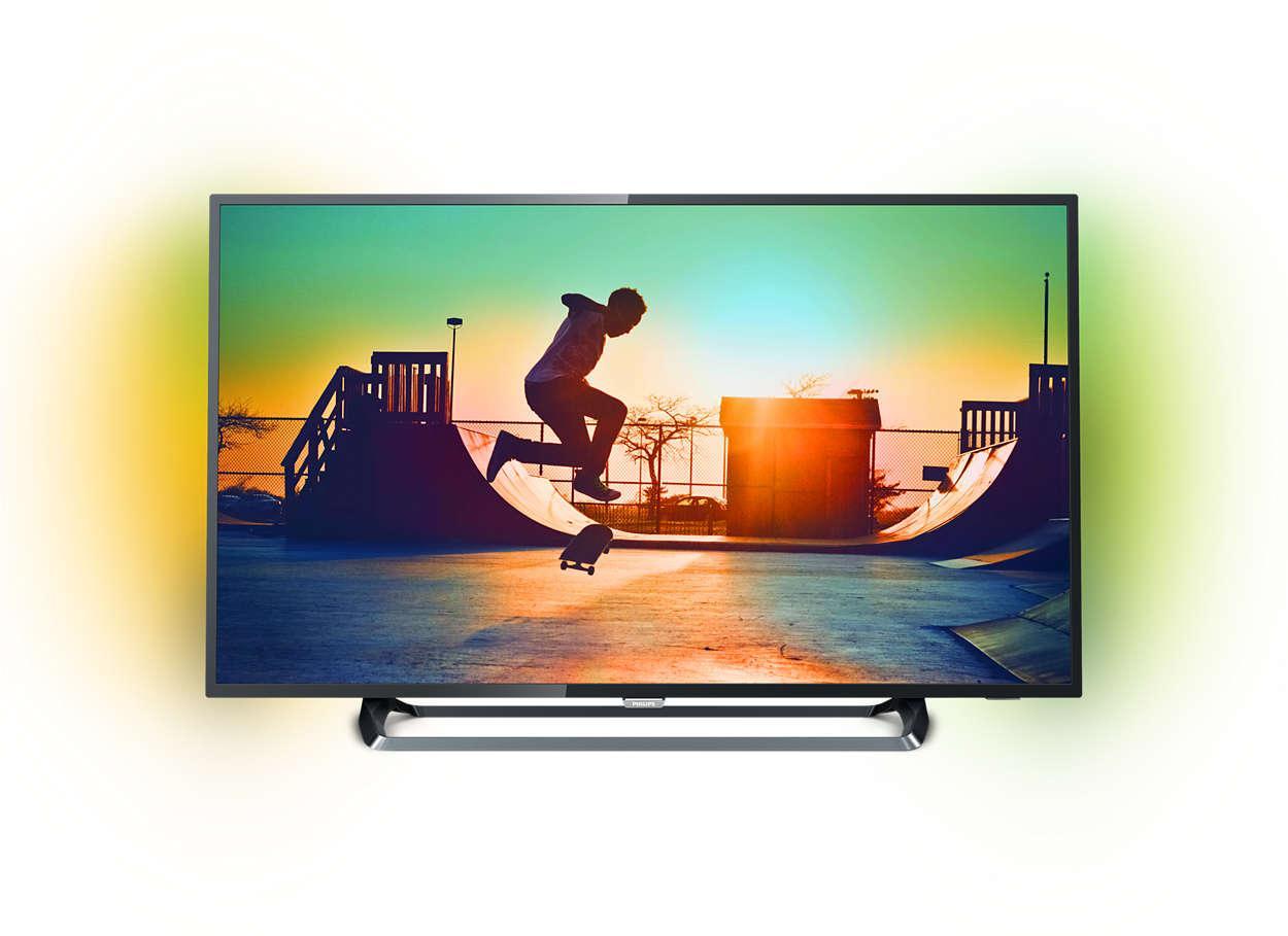 Телевизор Philips 43PUS6262/12