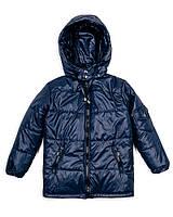 Детская куртка на мальчикавесна - осень 1 - 5 лет, синяя