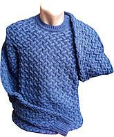 Мужской вязаный шерстяной свитер HRH Турция M-2XL