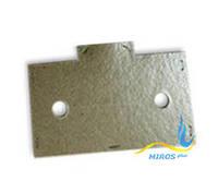 Миканитовый нагреватель ЭНПМ 170x80/0.45x230