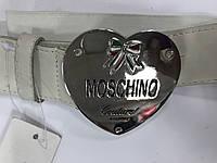 Ремень Moschino корсетный