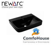 Умывальник NEWARC Countertop 60 (5014B) черный