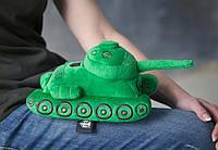 Плюшевая игрушка танк Т-34, фото 1