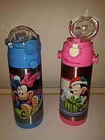 Термос для детей Микки Маус 0,35л