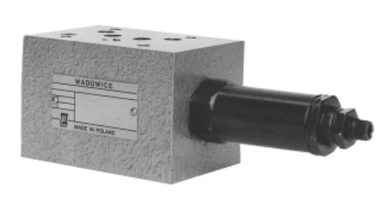 Клапан последовательности UZKC10X Ponar