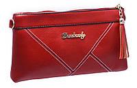 Модный женский клатч 704 red