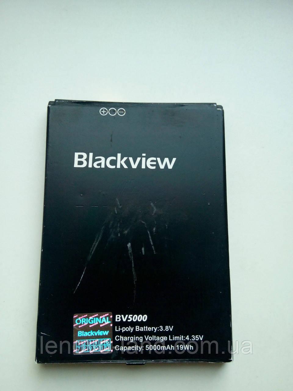 Аккумулятор АКБ для Blackview BV5000 батарея запчасти