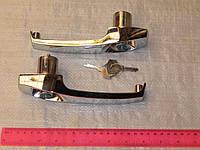 Ручка двери КАМАЗ (две ручки с ключ.) 5320-6105020