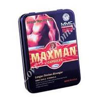 Maxman 4,купить, Киев, Украина,Возбуждающие препараты для мужчин, Капсулы для повышения потенции