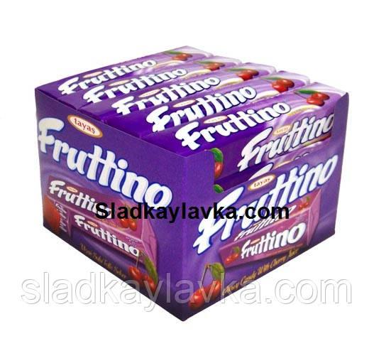 Жевательная конфета Fruttino Ассорти Блок 20 шт (TAYAS)