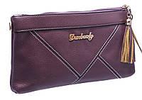 Модный женский клатч 704 purple