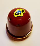 Жвачка для рук + МАГНИТ Хендгам  Магнитный Бордовый пластилин 80г (запах кофе) Украина Supergum