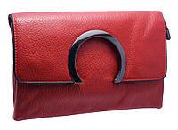 Стильный женский клатч 0880 red TN