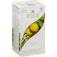 """Чай зеленый с лимоном """"Hyleys"""", 100 г"""