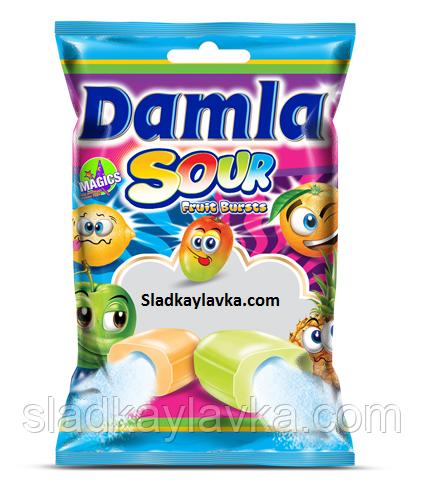 Жувальна цукерка Damla Sour 1000 гр (TAYAS)