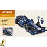 Конструктор Sluban M38-B0353R Авто Формула 2