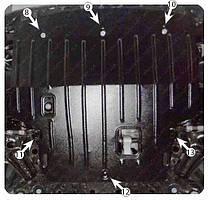 Защита двигателя Ford EcoSport (c 2013--) Полигон-Авто
