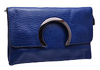 Стильный женский клатч 0880 blue