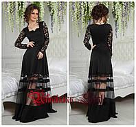 Нарядное праздничное вечернее платье в пол. 2 цвета!