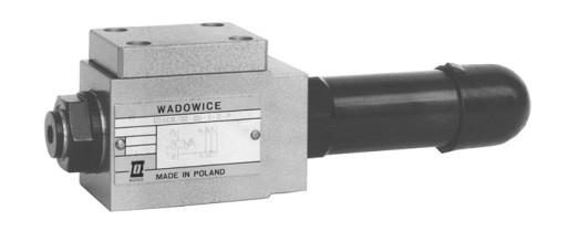 Клапан послідовності UZKB6 Ponar