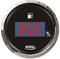 Указатель уровня топлива цифровой, черный Kus K-Y10012