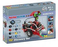 Конструктор Fisсhertechnik Robotics Txt Набор открывателя (FT-524328)