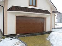 Ворота на гараж Alutech Trend 3000х3000