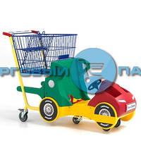 Тележка для детей Wanzl Fun Cabrio 80, фото 1
