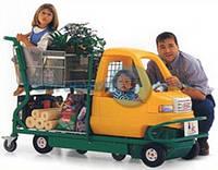 Тележка для детей Wanzl Fun Truck