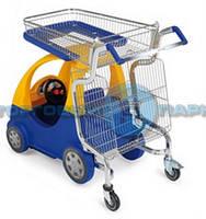 Тележка для детей Wanzl Fun Mobil Compact, фото 1