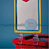Клипса-зажим для пластиковой рамки FRAME CLAMP