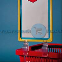 Клипса-зажим для пластиковой рамки FRAME CLAMP, фото 1