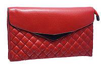 Изысканный женский клатч 2819 red