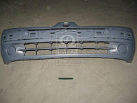 Бампер передний RENAULT CLIO 01-05 (пр-во TEMPEST)