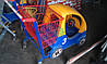 Тележка детская для супермаркета Wanzl Fun Mobile 80 б/у
