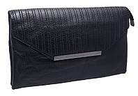Элегантный женский клатч 2828 black