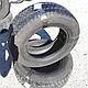 Шины б.у. 235.65.r16с Dunlop SP LT60-8 Данлоп. Резина бу для микроавтобусов. Автошина усиленная. Цешка, фото 2