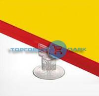 Клипса на присоске для пластиковой рамки, фото 1