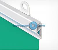 Пластиковый защелкивающийся профиль для плакатов CLICKER