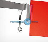 Струбцина с вертикальным П-держателем вывесок CLAMP-SGT-FLEX, фото 1