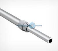 Трубка алюминиевая телескопическая для рекламных стоек, фото 1