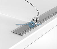 Пластиковый Т-профиль 30 мм для крепления разделителей T-RAIL 30-TM, фото 1
