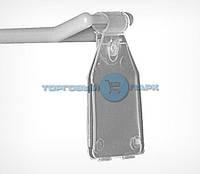 Ценникодержатель на двойной крючек PP-TAG, фото 1