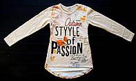 "Туника для девочек ""Style of Passion "" 140-176 см."