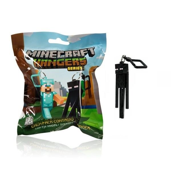 Брелок Minecraft Enderman - 8 см.