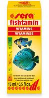Sera fiShtamin - мультивитаминный препарат, 15мл